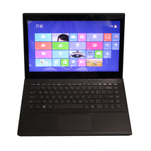 "13.3""1366×768 16:9 Touch Screen Laptop Microsoft Windows 7/Linux (W7+W8) VGA and HDMI output Ram 2G Rom 32GB Laptop"