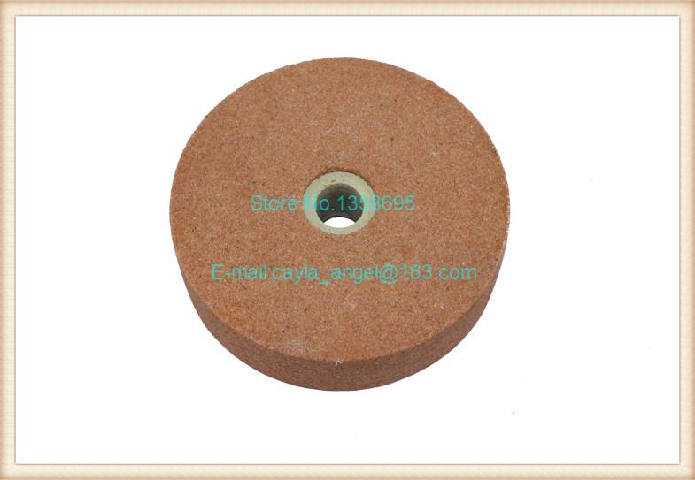"High Quality 4"" Polishing Wheel Resin Bond Grinder Ceramic Abrasive,Routine Grinding Wheel for Metal Free Shipping(China (Mainland))"