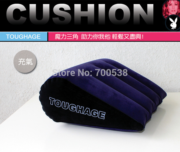 TOUGHAGE Magic triangle inflatable Sex Cushion Sex Furnitures For Couple, Adult Sex Toys<br><br>Aliexpress