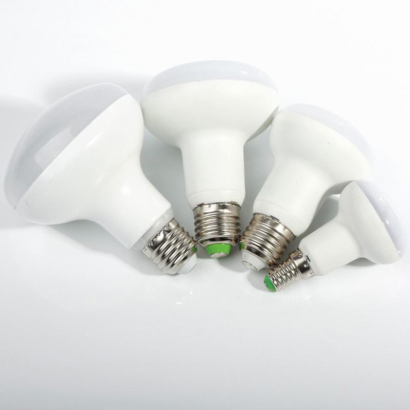 Factory Supply Wholesale E14 R50 7W E27 R63 R80 10W/14W LED Bulb light  AC85~265V daily home lighting LED bulbs Spotlight 50pcs <br><br>Aliexpress