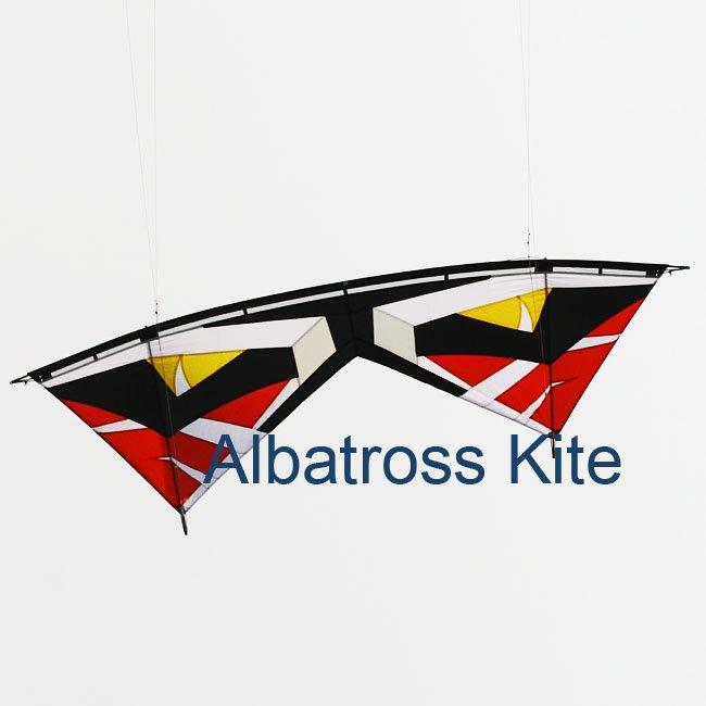 2011 Albatross Quad line kite /4 line quad line kite / stunt kites/Quad-line stunt kites/Free Shipping(China (Mainland))