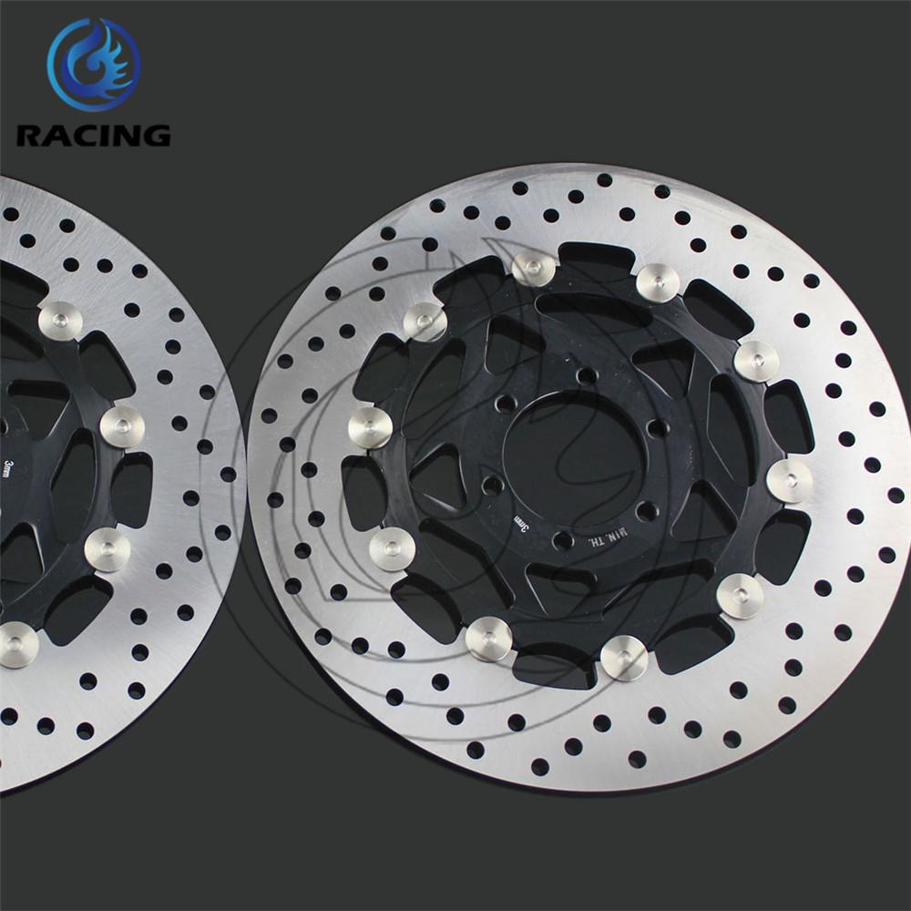 Motorcycle Front Brake Disc Rotors brake rotos For YAMAHA YZF600R 1994 1995 1996 1997 1998 1999 2000 2001 2002 2003 2004 2005