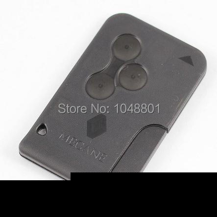 best price car remote key shell for Renault Magana smart remote card 433 MHZ 46 CHIP(China (Mainland))