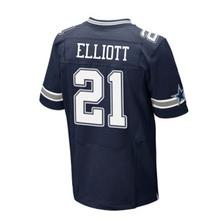 Mens #88 Dez Bryant #21 Ezekiel Elliott #82 Jason Witten #9 Tony Romo #22 Emmitt Smith 100% Stitched Logos Free shipping(China (Mainland))