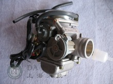 Carburetor ASSY. For 152QMI 125 150cc GY6 4-Stroke Chinese Scooter Moped Honda Yamaha Kawasaki QJ Keeway Motorcycle Parts(China (Mainland))