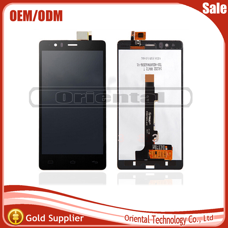 100% Tested Well replacement For BQ Aquaris E5 LCD Screen With Touch Display Digitizer Assembly TFT5k0759FPC-A2-E free shipping