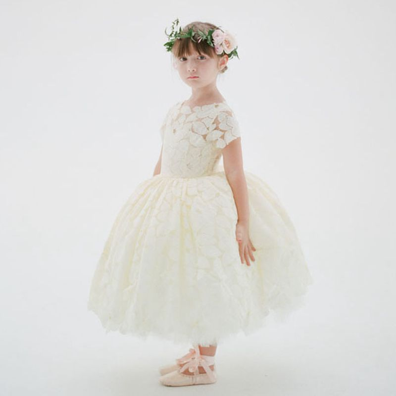 Flower Girl Dresses new year costume ball gowns for girls<br><br>Aliexpress