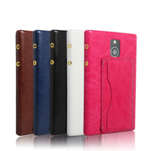 DHL 100pcs/lot Case For Blackberry Classic Q20 / Passport Q30 / Priv Triangle Bracket Unique Pouch PU Leather Retro Case Cover(China (Mainland))