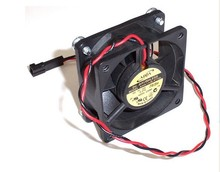 Used Free Shipping DC12V 0.27A Server Cooling Fan For ADDA AD0612UB-A71GL Server Square Fan 2-wire 60x60x25mm