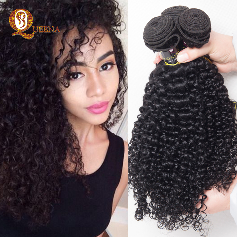 Best Quality grade 7a unprocessed  Kinky curly Virgin Hair 4pcs Brazilian virgin Hair Afro kinky Curly Human Hair Extension <br><br>Aliexpress