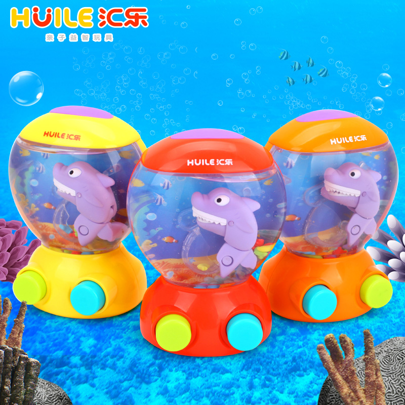 Baby Toys Bathroom Bath Toy Fish Shark Water Game Toy Handhed Game Players Toys for Children Birthday & Festival Xmas Gifts(China (Mainland))
