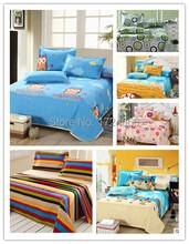Summer flax mat linen flax sheet 3pcs bedclothes foldable sheet bedspreads pillowcase antibacterial home textiles Free Shipping(China (Mainland))
