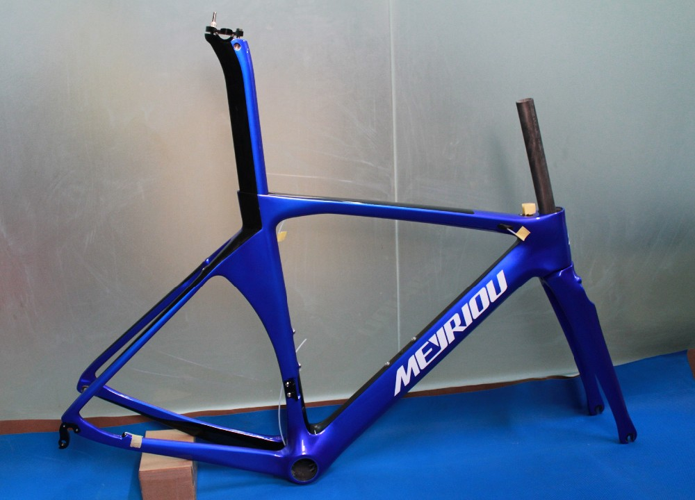 SK carbon road frame de rosa bike frame bicycle frame Free shipping!! Beautiful carbon road frame for sale(China (Mainland))