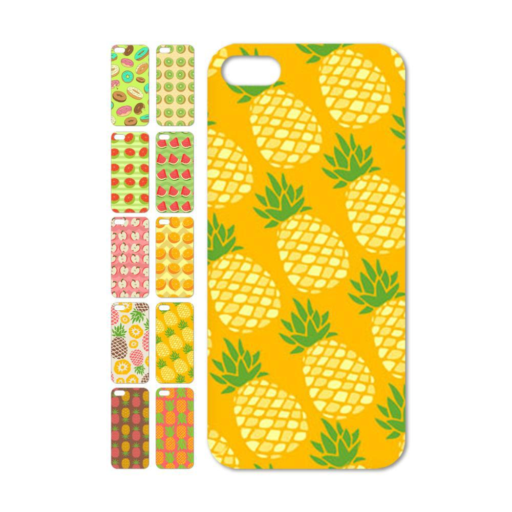 2015 new Fashional design colorful banana fruits style Phone cover for iphone 5 5s 6 case hard cell brand cover cases promotion(China (Mainland))