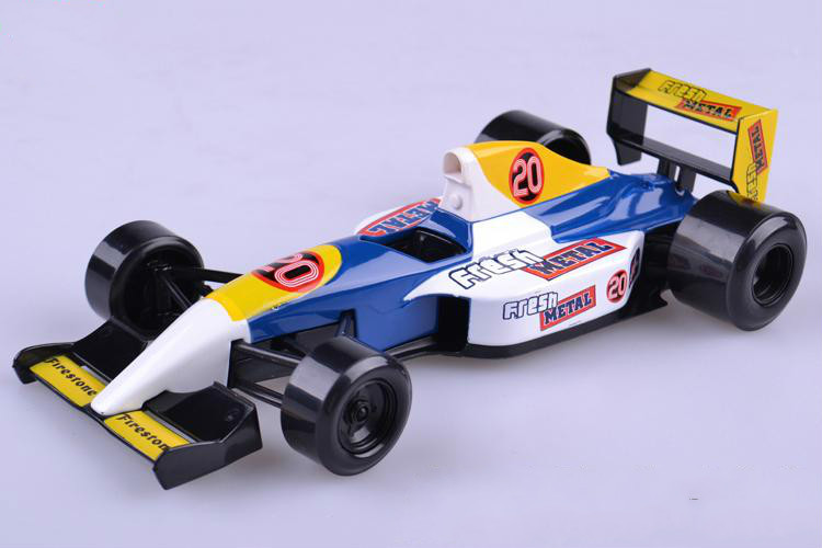 Fresh Metal Minnie Car Model F1 1/24 Formula 1 #20 Racing Diecast Car Styling Kit New In Box Collection(China (Mainland))