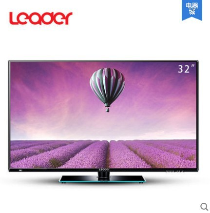 Free shipping DS32 32 inch LCD Grade A + screen and clear fashion Pure metal shell Wisdom streaming TV(China (Mainland))