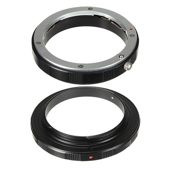 Metal Macro Lens Extension 3 Ring Tube Adapter For Sony Alpha Minolta AF MA A900 A330 A300 A37 A77 A99 A580 A200 A100 Mount DSLR
