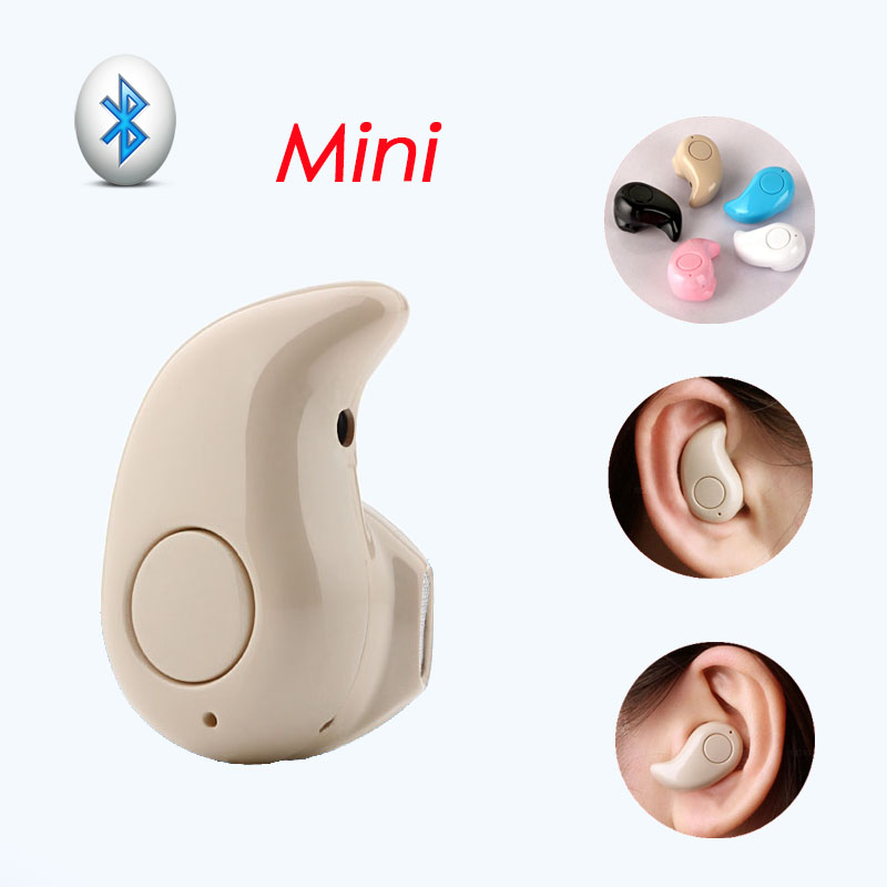 Wireless Ear Eeadphone Bluetooth Inear Earphone Supports Music Smallest Bluteooth V4.0 Headset For All Phone BR02(China (Mainland))
