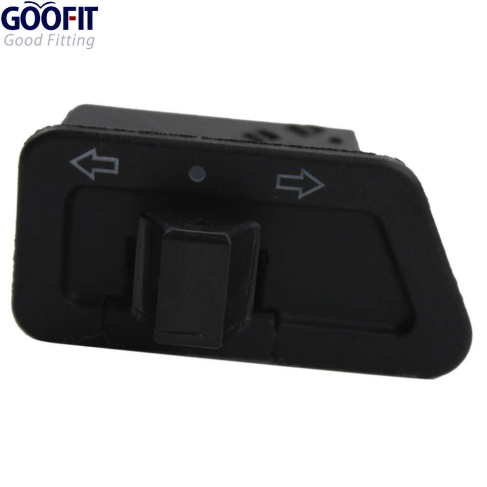 GOOFIT Scooter Turning Signal Switch Gy6 50cc 60cc 80cc 125cc 150cc Moped I060-040(China (Mainland))
