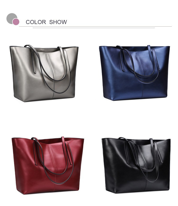 Genuine Leather Bag New Women leather Handbags Famous Brand women messenger Bags Ladies Shoulder Bag Bolsos Mujer 2015 new BH80411 (6)