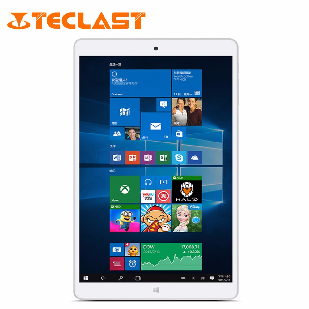 "Teclast X80 Power 8.0"" IPS 1920 x 1200 Windows 10+Android 5.1 Intel Cherry Trail Z8300 64bit Quad Core 2G RAM 32G ROM Tablet PC(China (Mainland))"