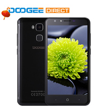 Doogee Y6 Fingerprint Smartphone 5.5 Inch HD 2GB+16GB Android 6.0 Dual SIM MTK6750 Qcta Core 13.0MP 3200mAH WCDMA LTE GSM GPS(China (Mainland))