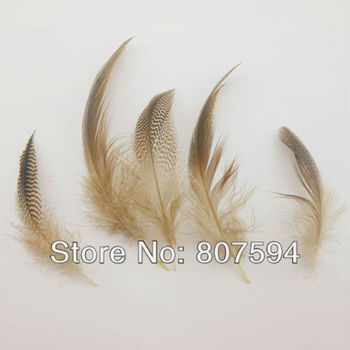 long 6-12cm natural Dyed DIY Hair extension pheasant white feather feathers wedding decoration wholesale  80pcs/