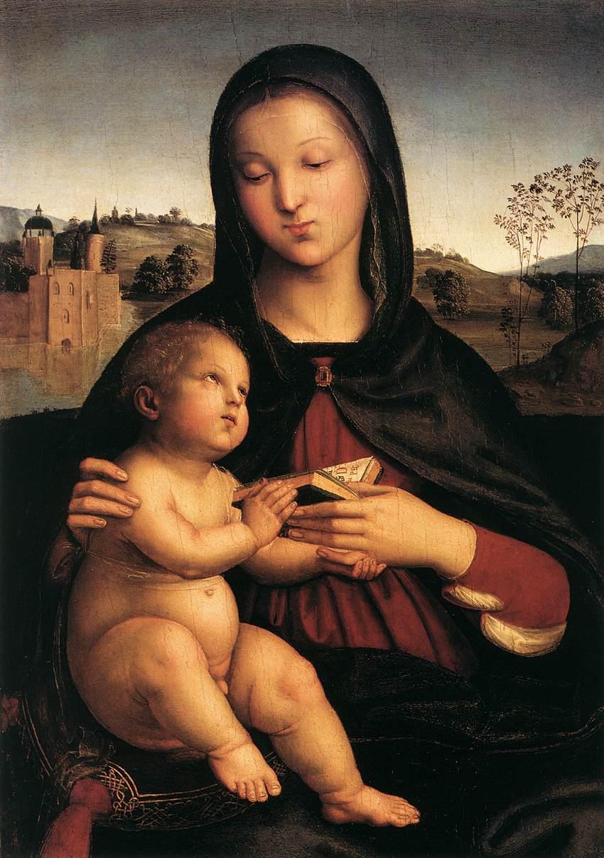 Raphael Famous Paintings of Raphael Famous Artist