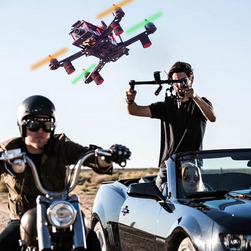 RC plane Carbon Fiber larg Quadcopter drone for ZMR 250 QAV250 quadrotor Frame kit Motor 12A Esc CC3D Flight Control-A011 zmr250(China (Mainland))
