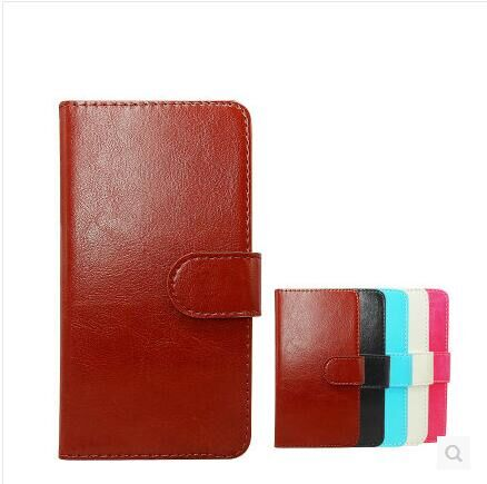 PU Leather Flip Cover Case for Fly IQ 4415 Case Smart Sleep Wake Up Stand Wallet Cases for Fly 4.5''(China (Mainland))
