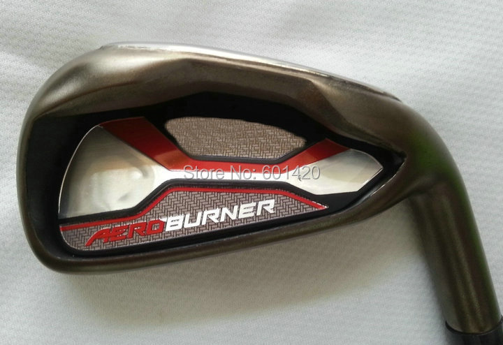 NEW AERO Golf Irons set with Stiff or Regular Steel shaft 4-9 PAS 9PCS Golf Clubs Freeshipping(China (Mainland))