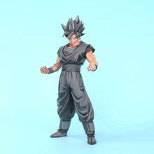 DBZ Dragon ball Z Son Goku Gohan Vegeta Trunks Action Figure Figura Manga Preta Estrelas Mestre Pedaço MSP Goku PVC figura de Brinquedo de presente(China)