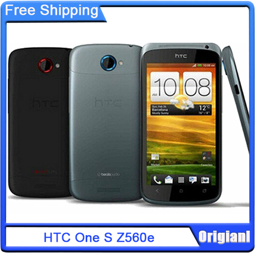 Original Unlocked HTC One S Z560e Wi-Fi GPS 8.0MP camera 4.3 inch 3G network 16GB storage Smart phone Free Shipping in stock(China (Mainland))