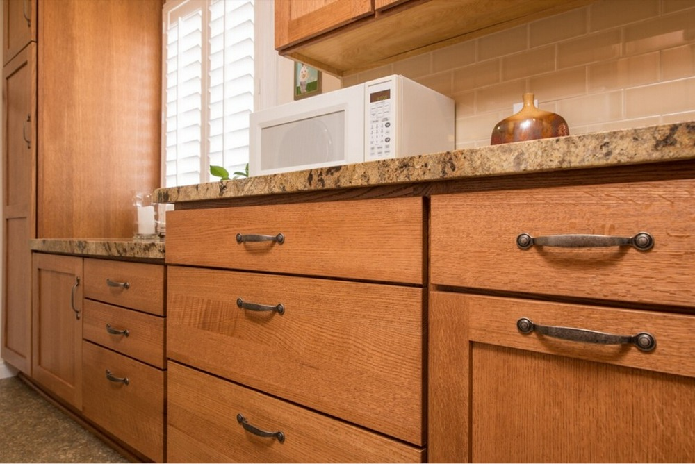 2016 Solid Wood Unfinished Kitchen Cabinets Dicount Price Wholesale Kitchen Remodel New Hot
