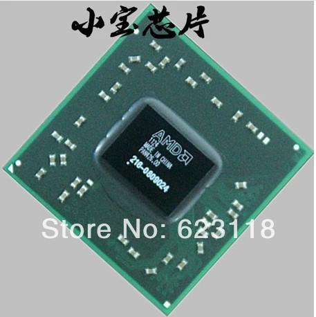 Free Shipping 2pcs 216-0809024 ATI BGA ICcomputer chips Chipset With Balls 100% new original(China (Mainland))