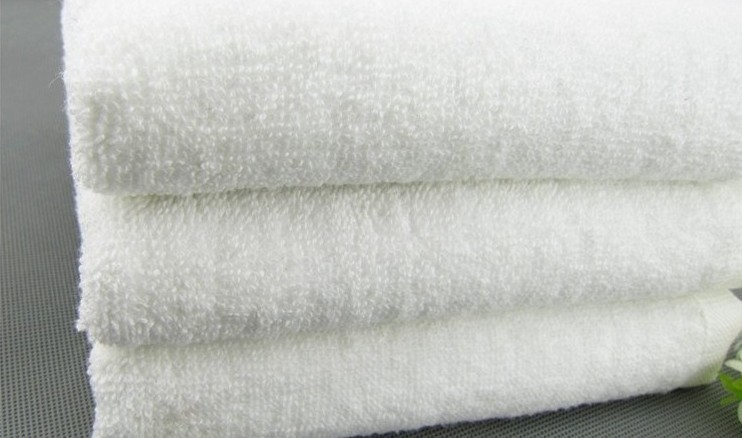Free Shipping! Hot 32* 73cm, High Quality 3 Pieces/Lot 100% Cotton Adults Face Towels, Wholesale White Bath Towel, Fast Drying(China (Mainland))