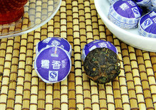 7 Kinds Different Flavors Tasting Tea Pu Er Mini Tuo Women S Slimming Health Care Beauty