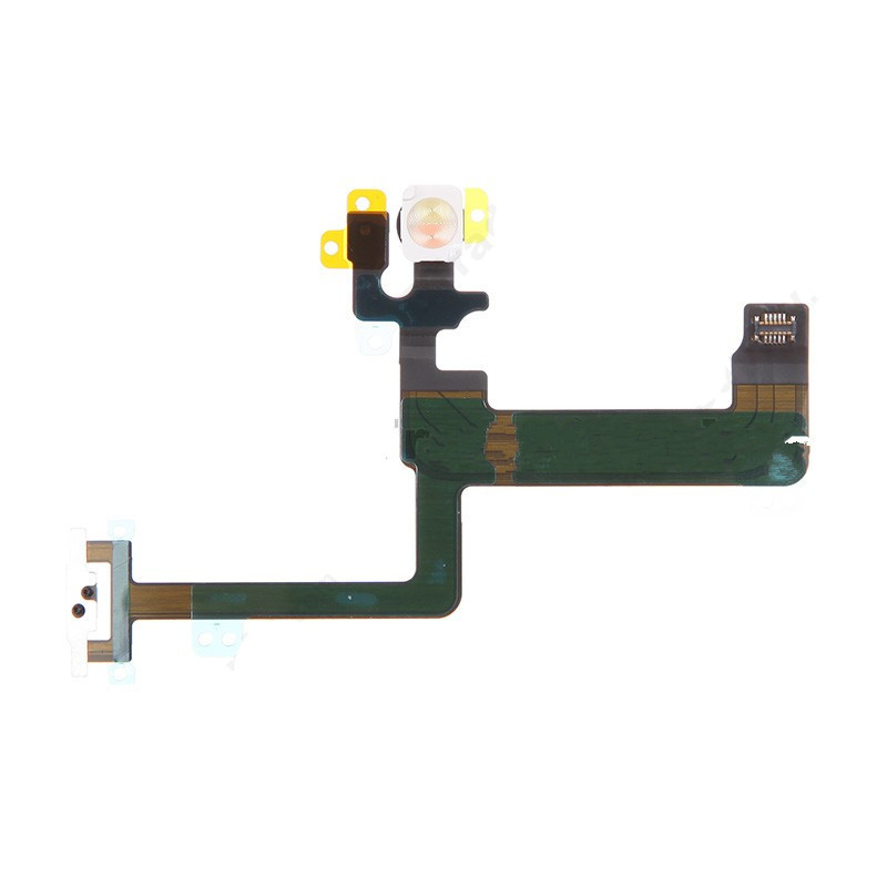 Free shipping 100% Brand New Original Genuine Power ON/Off Flex Cable Ribbon Repair Parts For iPhone 6 Plus 5.5 inch(China (Mainland))