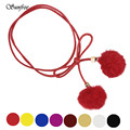Sunfree 2016 Hot Sale Fashion Elegant Unique Design Leather Waist Belt Waist Chain Brand New and