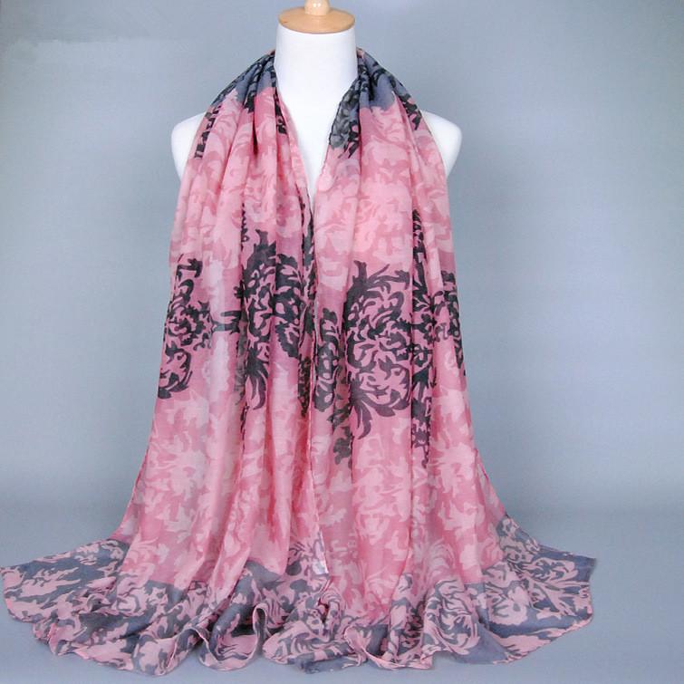 2015 New Design Women Scarf Fashion Vintage Pashmina Stole Long Wrap Shawl Cape Tippet Muffler Echarpes Winter Hijab Scarves(China (Mainland))
