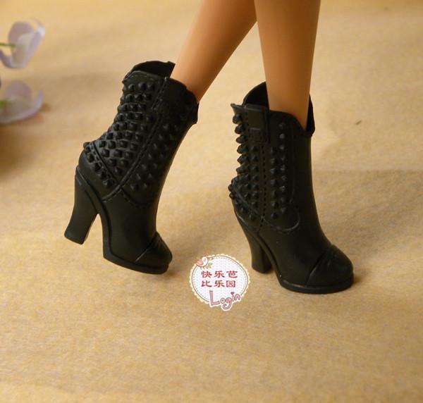 Free Transport,10pcs sneakers Combine Model Combine Shade Footwear Boot For Barbie Doll kurhn doll