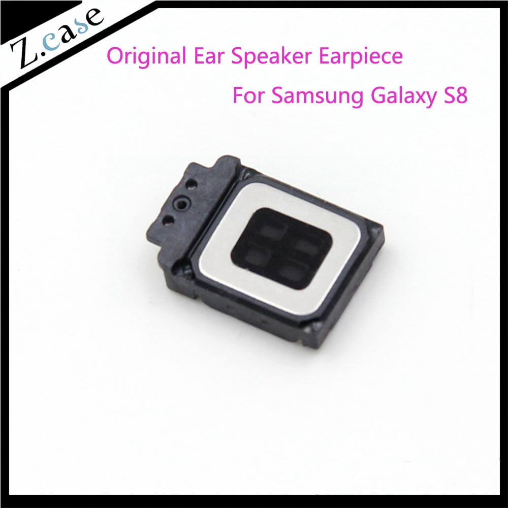 100% Original OEM New For Samsung Galaxy S8 G950F Ear Speaker Earpiece EarSpeaker Replacement Parts(China (Mainland))