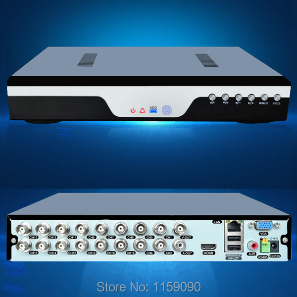 NEW 16CH 960H Full D1 DVR Camera Recorder CCTV NVR Real-time H.264 IP Network Recording Multi-language(China (Mainland))