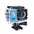 GOLDFOX 720P HD Mini Action Camera 30M Diving Go Waterproof Pro Camera Bike Helmet Car Dvr