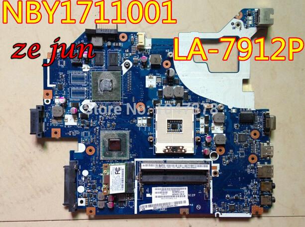 Материнская плата для ПК Other E1/571 E1 /571g E1 /531g V3 /531g Q5WV1 /7912p Mainboard 100% & E1-571 as324m e1 as324m g1