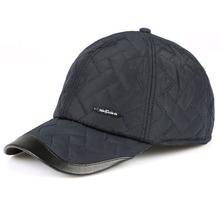Warm Winter Snapback The Classical Baseball Cap For Man Cotton Outdoor Hat Casual Gorras Planas Casquette Polo Cap Bone(China (Mainland))