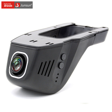 Buy Junsun WiFi Car DVR Camera Novatek 96655 IMX 322 Full HD 1080p Universal Dashcam Video Registrator Recorder APP Manipulation for $46.06 in AliExpress store