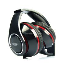 Original Senmai SM-HD800 50mm Dynamic Noise Isolating Deep Bass HIFI Professional DJ Mobile Computer PC Gaming Headset Headphone(China (Mainland))