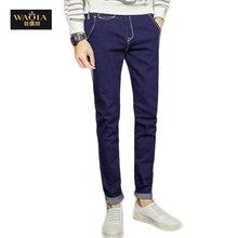 jeans men 2016 slim jeans denim Famous Brand Jeans men,High Quality Fashion vestidos Straight Men Jeans(China (Mainland))
