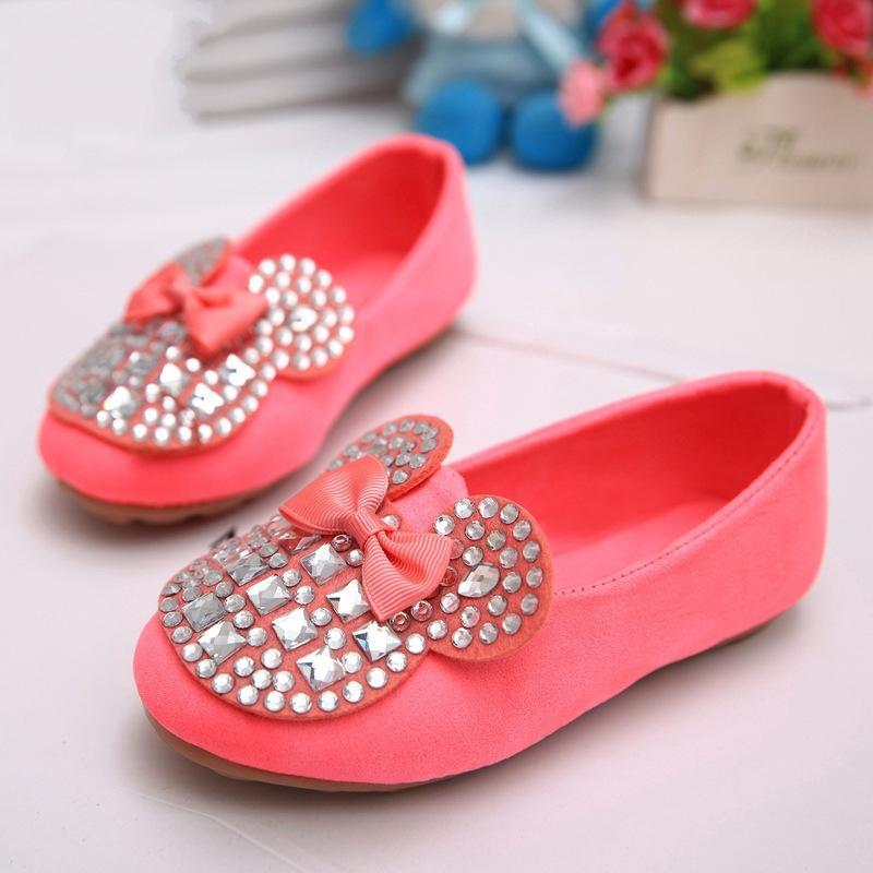 Children girls sandals cute shoes fashion canvas candy girls summer shoes kids bays girls garden shoes princess(China (Mainland))